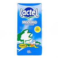 Молоко Laсtel з вітаміном D 0.5% 1л х12