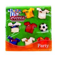 Серветки паперові сервірувальні Eventa Party, 20 шт.