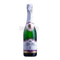 Вино ігристе Cricova брют 0.75л х3.