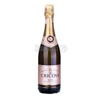 Вино ігристе Cricova біле напівсолодке 0.75л х3