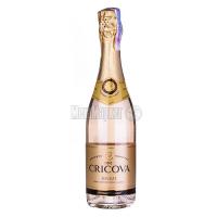 Вино ігристе Cricova Мускат біле 0.75л х3