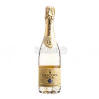 Вино ігристе Cricova Muscat біле напівсухе 0,75л х3