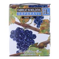 Вино Alianta B&B Сапераві червоне сухе 3л