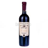 Вино Кахети-К Алазанская долина червоне напівсолод. 0,75л х3