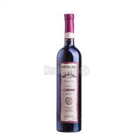 Вино Kartuli Vazi Сапераві червоне сухе 0.75л х3