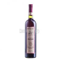 Вино Kartuli Vazi Хванчкара червоне напівсолодке 0.75л х2