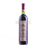 Вино Kartuli Vazi Ахашені червоне напівсолодке 0.75л х3.