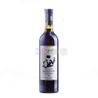 Вино Бугеулі Мукузані червоне сухе 0,75л х6