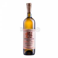 Вино Shumi Алазанська долина біле напівсолоке 0.75л х3