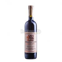 Вино Shumi Кіндзмараулі червоне напівсолодке 0.75л х3.