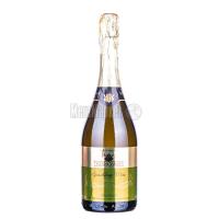 Вино ігристе Teliani Valley біле напівсолодке 11,5% 0.75л