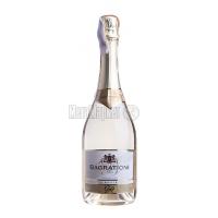 Вино ігристе Багратиони золоте нап/солодке 0,75л х3