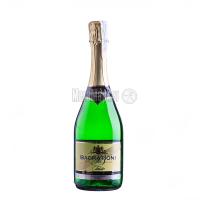 Вино ігристе Bagrationi Classic Dry Багратіоні Класік біле сухе 12% 0,75л