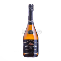 Вино ігристе Багратиони біле напівсолодке резерв 0,75л х3