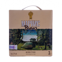 Вино Marani Марніс біле сухе 3л х2