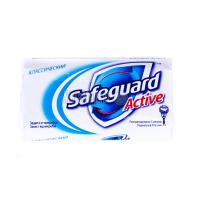 Мило Safeguard White 90г х6