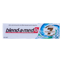 Зубна паста Blend-A-Med Complete extra fresh 100млх6