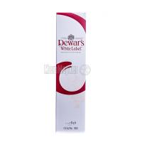 Віскі Dewars White Label 40% 0,75л х3