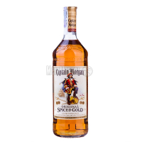 Ром Captain Morgan Original Spiced Gold 35% 1л