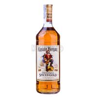 Ром Captain Morgan Original Spiced Gold 35% 1л