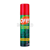 Засіб від комарів Johnson Off! Экстрим 100мл х12