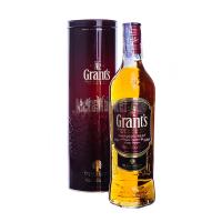 Віскі Grant`s Family Reserve 40% 0,7л тубус х3