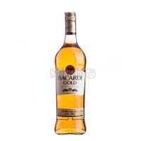 Ром Bacardi Gold 40% 1л х3