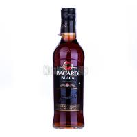 Ром Bacardi Black 40% 0,5л х6