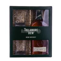 Віскі Tullamore Dew 40% 0,7л+2 бокали x2
