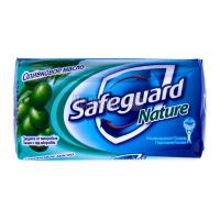 Мило антибактеріальне тверде Safeguard Nature Оливкова олія, 90 г
