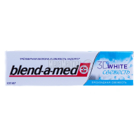 Зубна паста Blend-a-Med 3D Прохолодна свіжість 124г х6