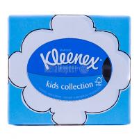 Серветки паперові косметичні Kleenex Kids Collection, 56 шт.