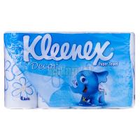 Рушники паперові рулонні Kleenex Decor, 4 шт.