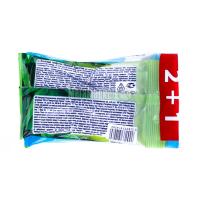 Серветки вологі антибактеріальні Kleenex Protect, 3 пачки