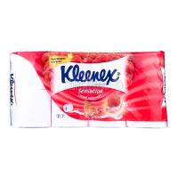 Туалетний папір Kleenex Sensation Соковита Полуниця, 8 шт.