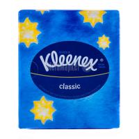 Серветки паперові універсальні Kleenex Classic, 50 шт.