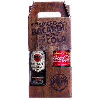 Ром Bacardi Oakheart 35% 0,7л х6