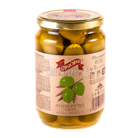 Оливки Diva Oliva Gold зелені б/к 720мл