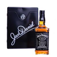 Віскі Jack Daniels 40% 0,7л +2 бокала х2