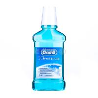 Ополіскувач Oral B 3D White Luxe для рот.порожнини 250мл х6