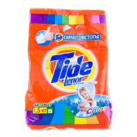 Пральний порошок для кольорових тканин Tide Color +Lenor touch of scent Автомат, 1,5 кг