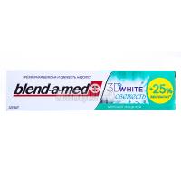 Зубна паста Blend-A-Med 3д-вайт свіжість125мл х6