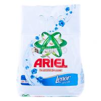 Пральний порошок концентрований Ariel Чистота DeLuxe Lenor fresh Automat, 1,5 кг