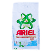 """Пральний порошок концентрований Ariel Чистота DeLuxe """"Біла троянда"""" Automat, 6 кг"""