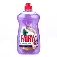Засіб Fairy ProDerma для посуду шовк та орхідея 500мл х6