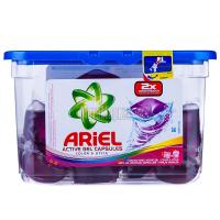 Капсули для делікатного прання кольорових тканин Ariel Color & Style, 16 шт.