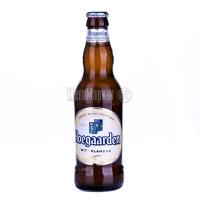 Пиво Hoegaarden White світле с/б 0,33л