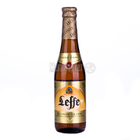 Пиво Leffe Blonde світле с/б 0,33л