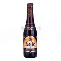 Пиво Leffe Brune темне с/б 0,33л