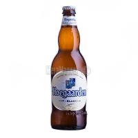 Пиво Hoegaarden біле світле с/б 0,75л